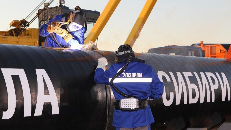 Эксперт по энергетике прокомментировал планы «Газпрома» нарастить поставки в Китай