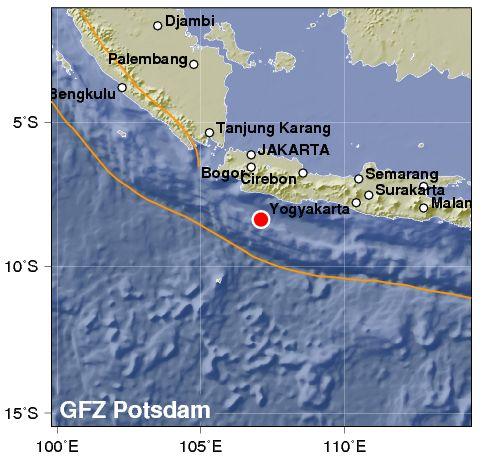Землетрясение магнитудой 5,6…