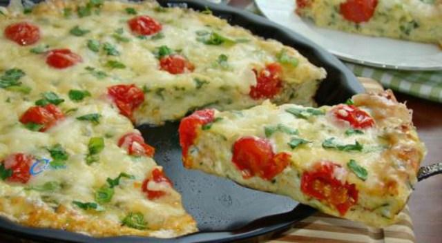 Кабачковая пицца — очень просто и невероятно вкусно! – Полезные советы хозяйкам