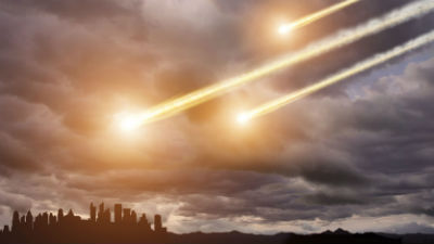 Огненный шар в небе над Бангкоком мог быть метеоритом или космическим мусором