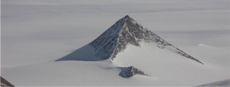 Пирамиды в Антарктиде