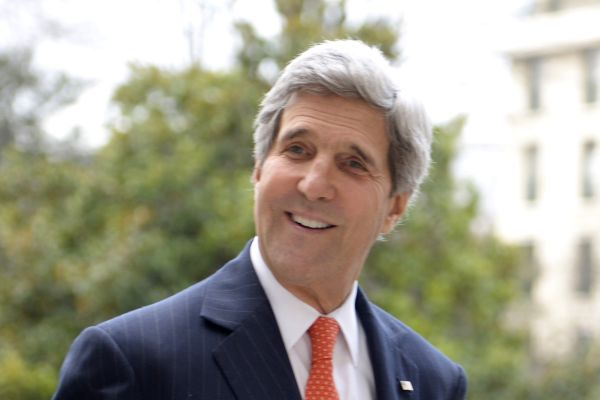 Госсекретарь США Джон Керри. Фото: Эдуард Песов/ РИА Новости <a href=