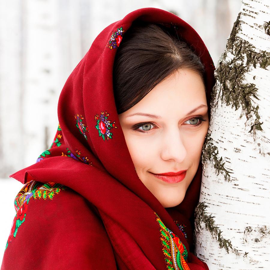 Русские женщины фотосессия 20 фотография