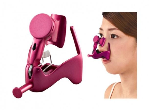 Устройство для уменьшения носа в домашних условиях