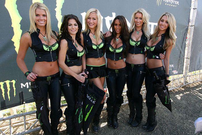 Девушки из Monster Energy (44 фото)фото 14