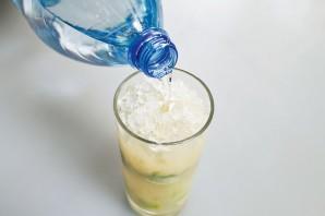 Грушевый лимонад с шалфеем - фото шаг 4