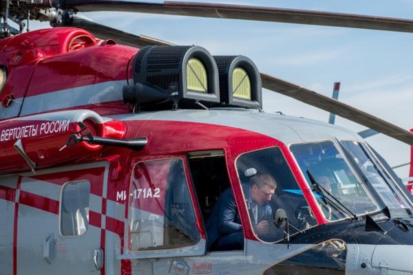 Ми-171А2: долгожданная новинка российского вертолетостроения