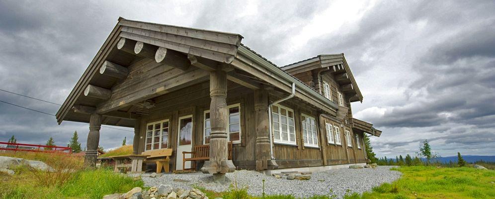 Интересные проекты норвежских домов
