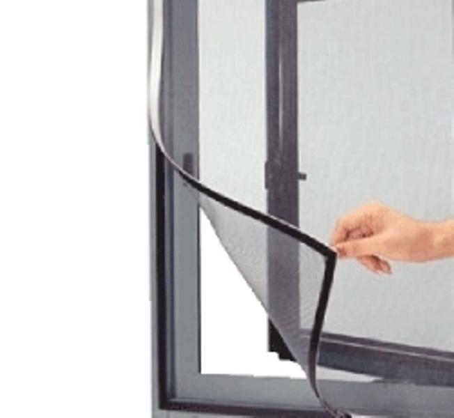 Как сделать сетку от комаров на пластиковые окна.