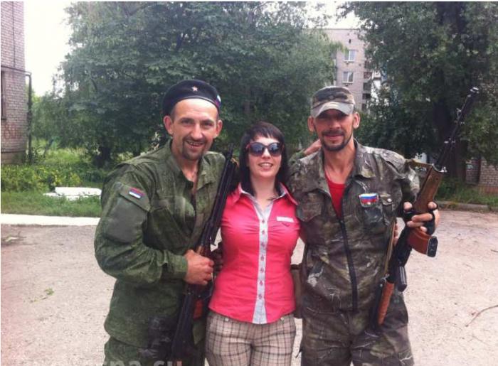 Герои Новороссии — позывной «Дэн»