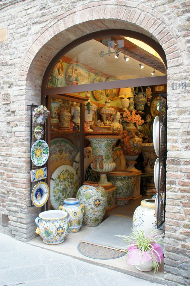 Итальянская керамика. Белиссима!!!