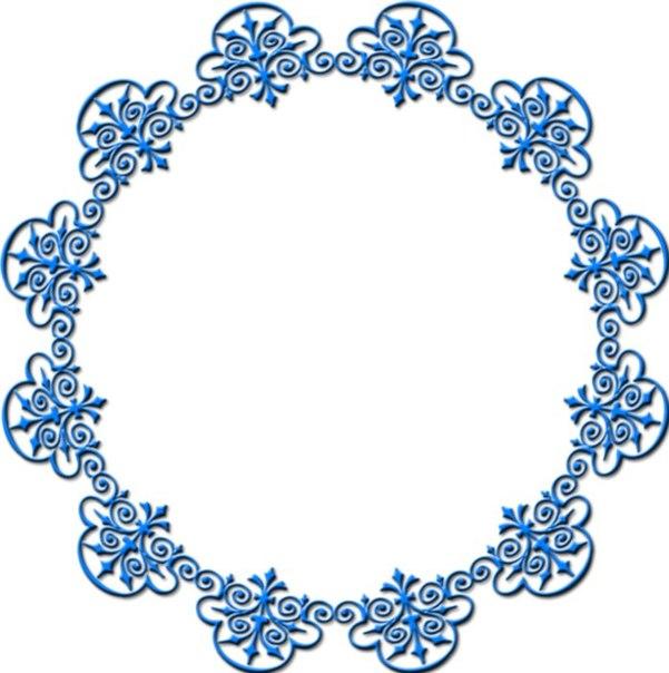Круговые орнаменты для росписи тарелок контуром своими руками.