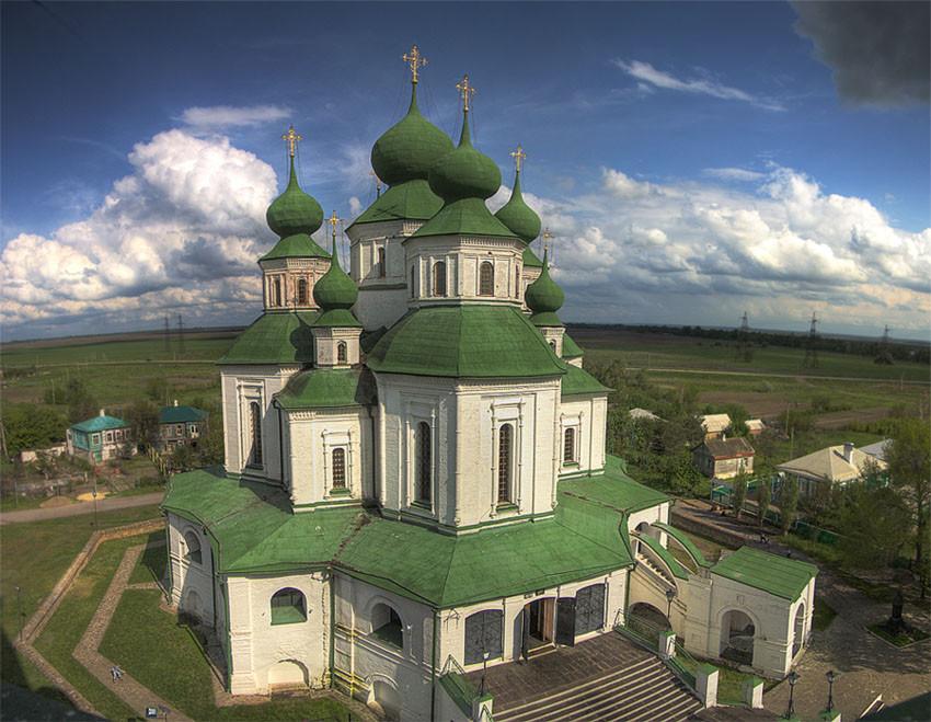 Официальный сайт воскресенского собора старочеркасск