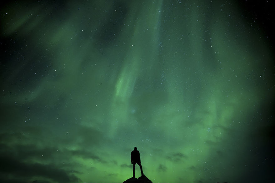 Единство  исландия, путешествие
