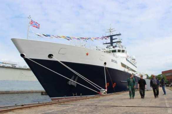 Российский разведчик «Янтарь» прошёл вдоль всего восточного побережья США | Русская весна