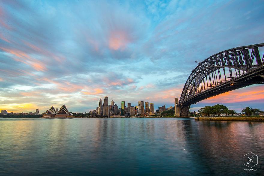 JohanLolos22 Захватывающие фотографии путешественника, проехавшего более 40 000 км по Австралии