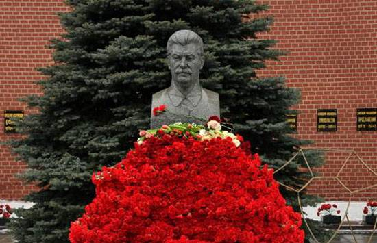Утверждено постановление об открытии памятника Сталину в Новосибирске