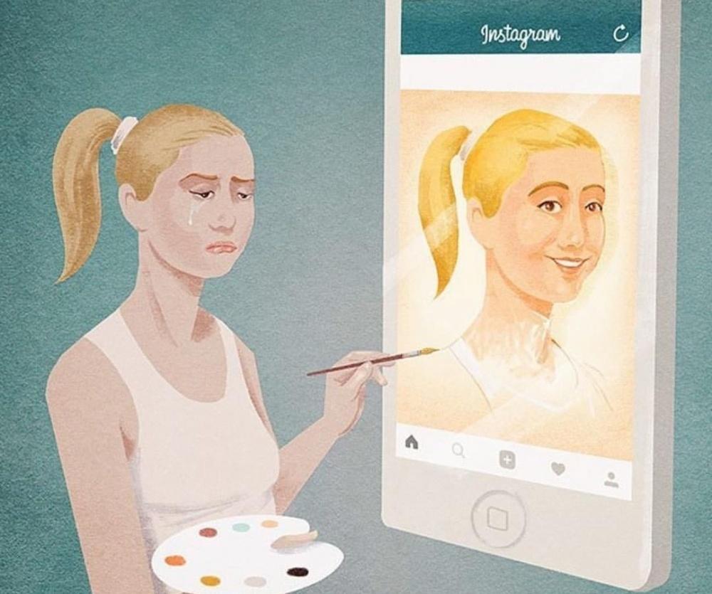 Иллюстраций, которые показывают наш мир без прикрас