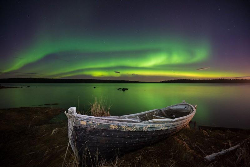 Что такое северное сияние, как его увидеть и сфотографировать?