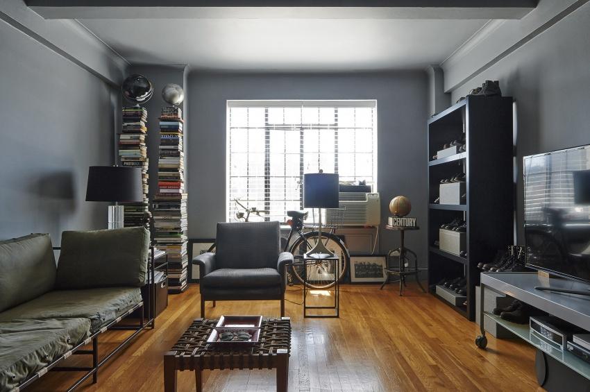 Толковые идеи для однокомнатной квартиры