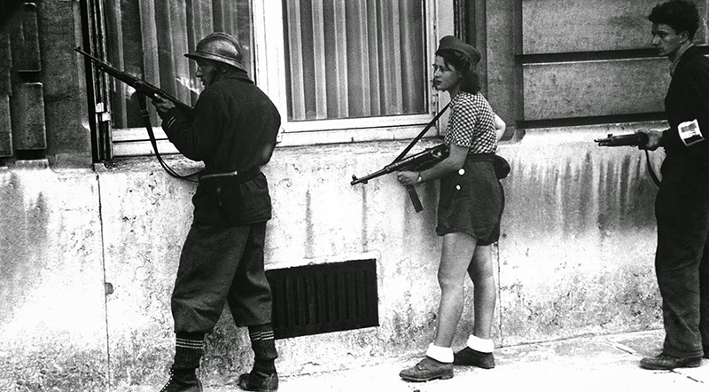 Партизанка Симон Сегуан: как девчонка в шортиках стала символом Сопротивления