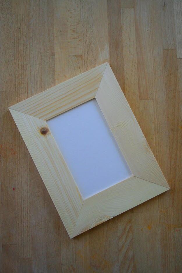 Как сделать рамку с широкими