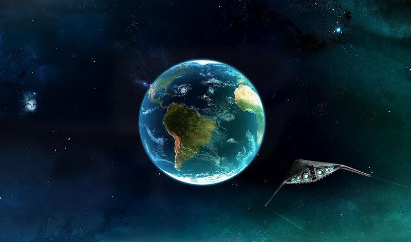 Космические прародители человечества