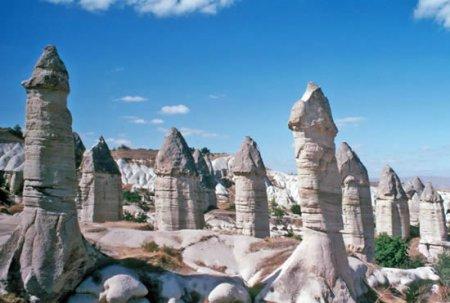 Долина Любви в Турции