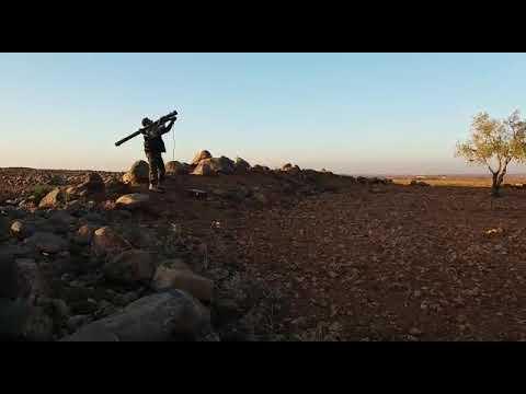 Сирийский самолет сбили из украинского оружия