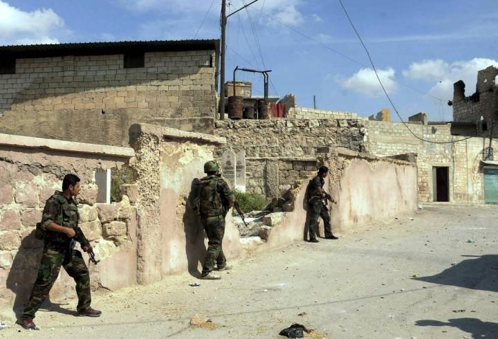 Сирийские военные ликвидировали 35 боевиков на северо-западе страны