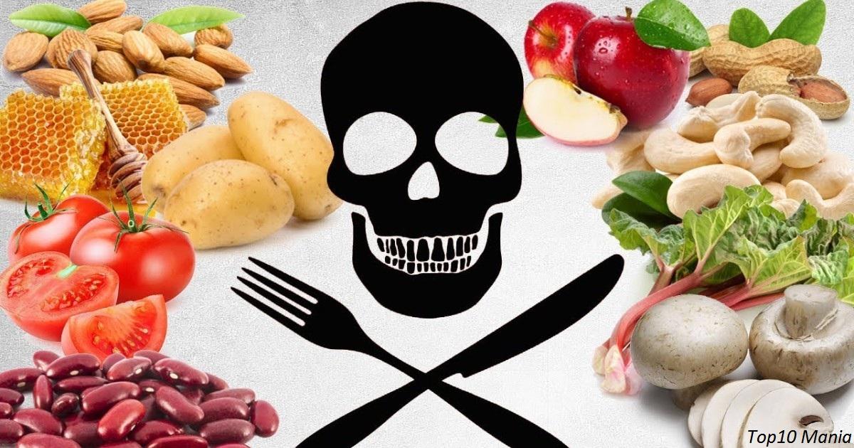 ″Едой можно убить″: Иммуноло…