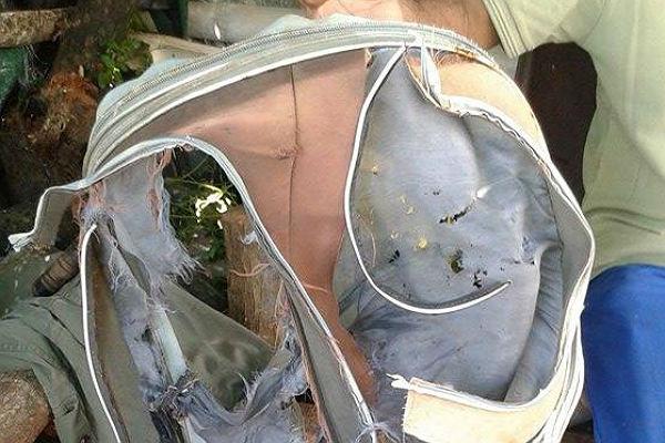 На острове Реюньон рядом с обломком малазийского «Боинга» нашли чемодан