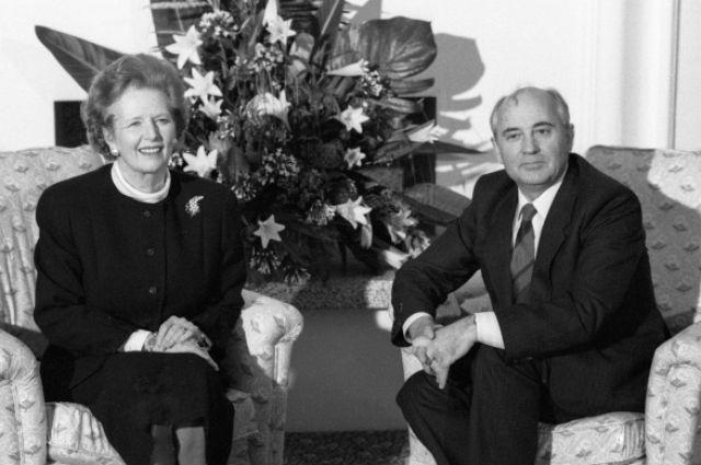 «Мне он понравился». Что Маргарет Тэтчер написала Рейгану о Горбачёве?