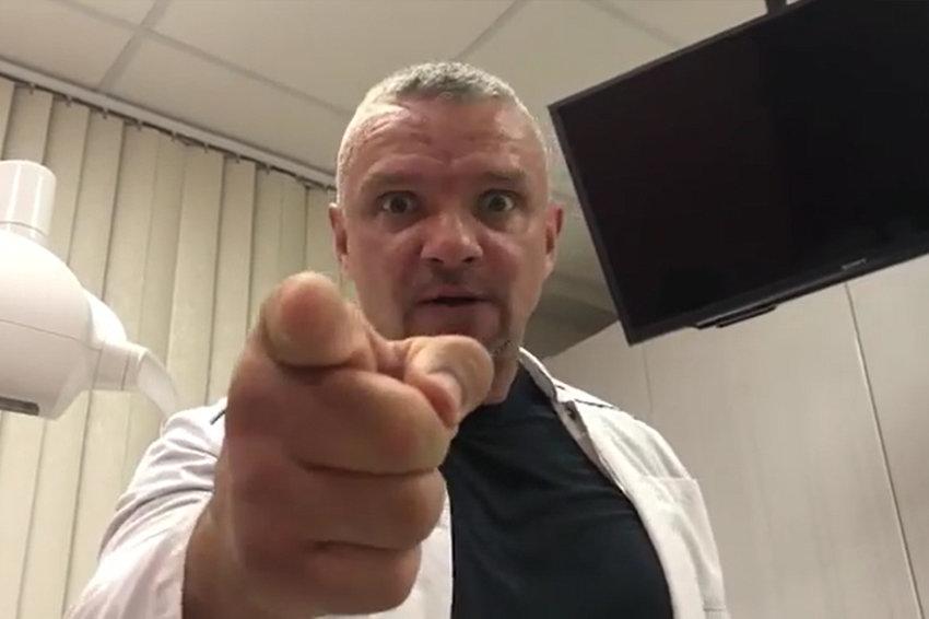 Видео: Владимиру Епифанцеву приснилось, что он Алексей Панин