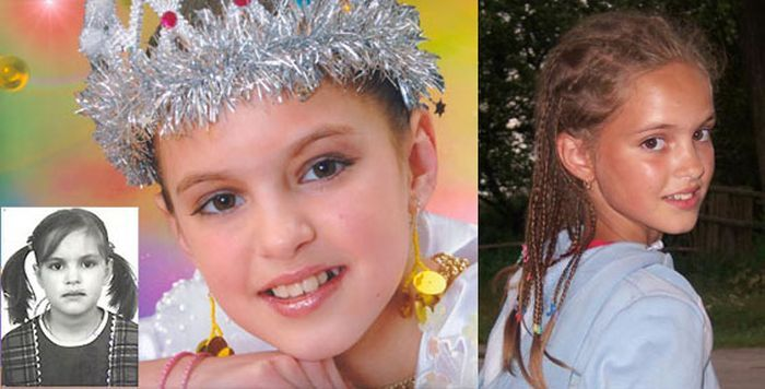 31 душещипательный снимок малышей из детдома до и после обретения семьи....