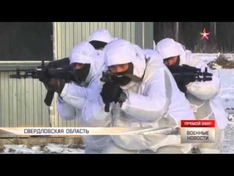 Разведчики ЦВО ведут огонь в мороз: кадры стрельб из гранатометов