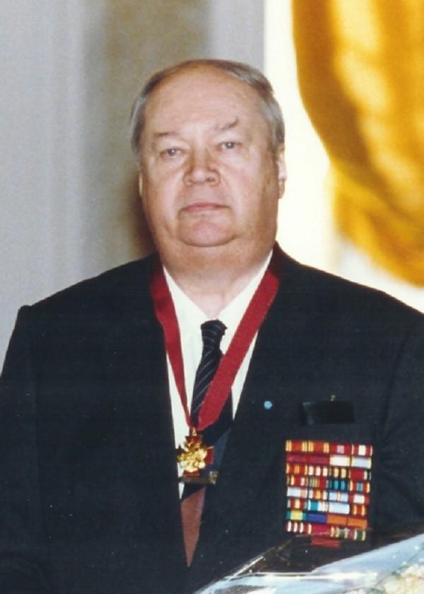 Озеров Юрий Николаевич Фронтовик, народный артист СССР, режиссёр