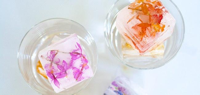 18 замечательных способов использовать формочки для льда
