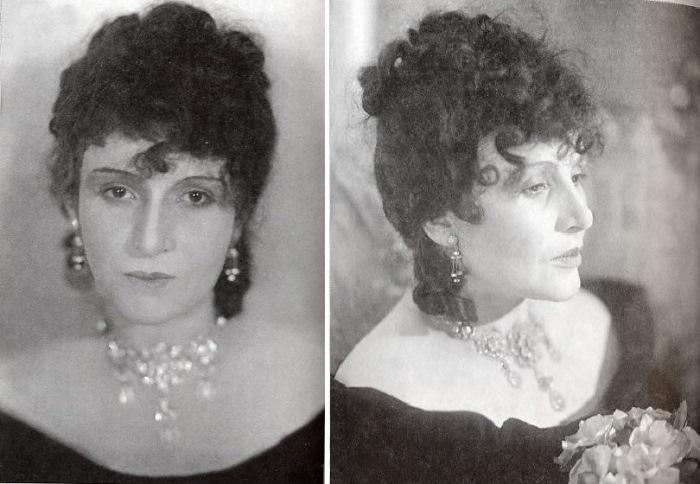 Актриса Зинаида Райх
