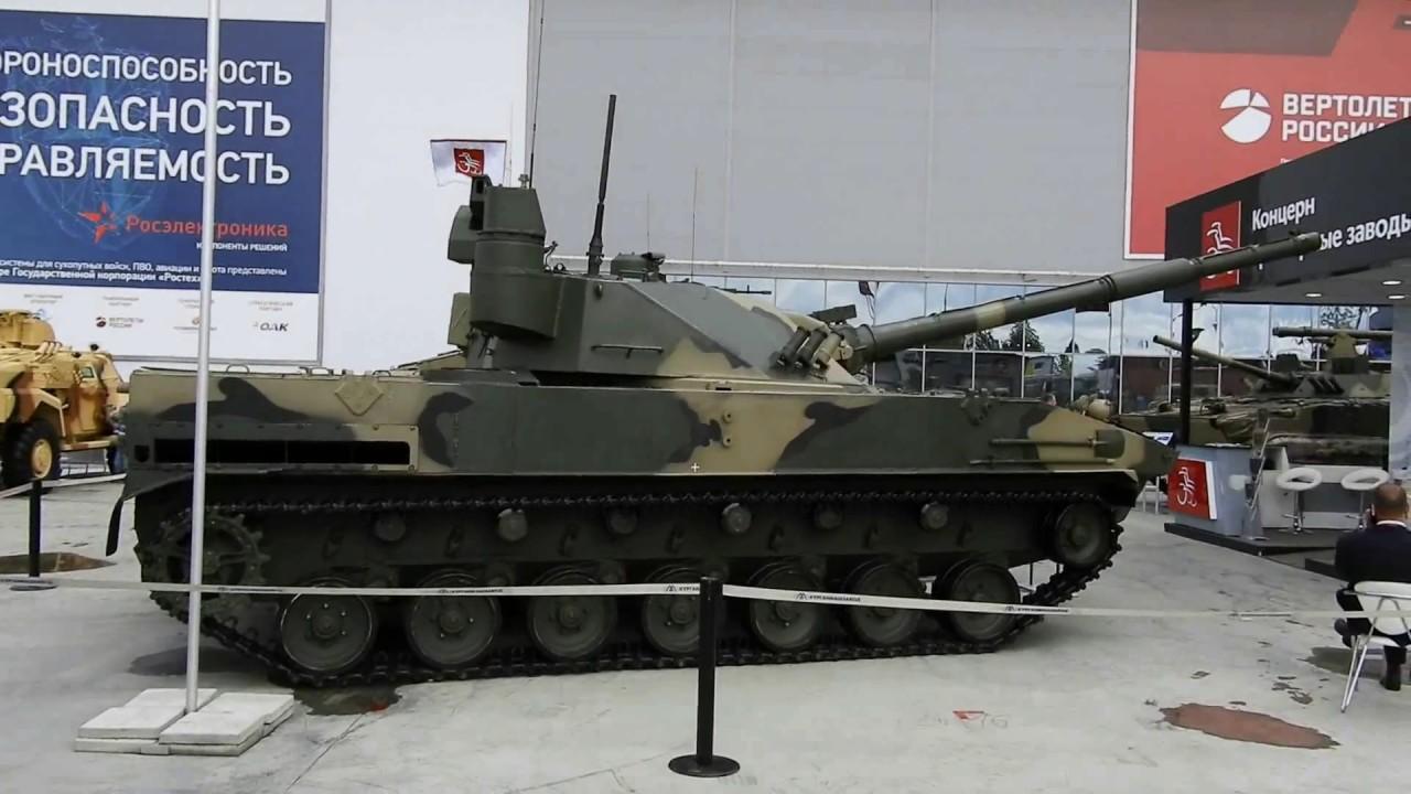 БТ-3Ф: Новейшая плавающая машина приступила к испытаниям