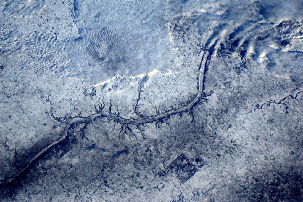 Amazing Space Photography 16 Космос от голландского астронавта Андре Киперса