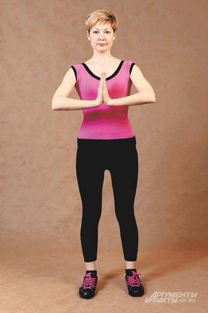 Расправьте грудь! Упражнения для бюста