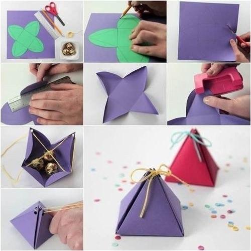 Сделать маленький подарок своими руками