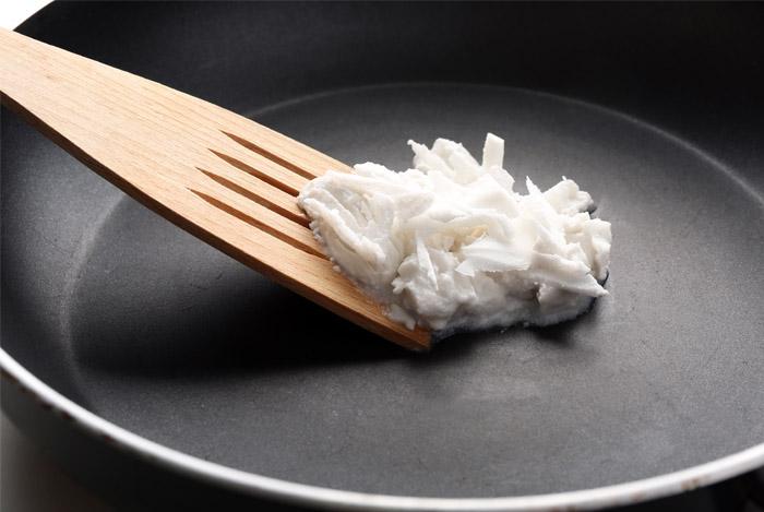 кокосовое масло не выделяет канцерогена