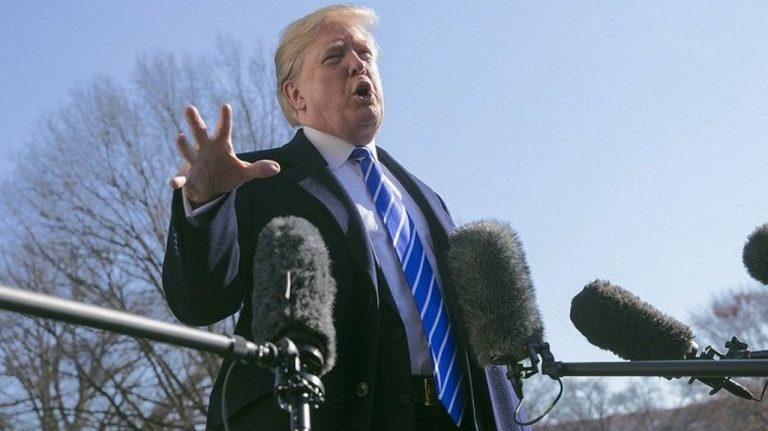 Трамп начнет сажать русофобов