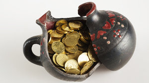 Древняя магия денег