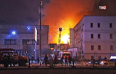 Среди погибших при пожаре в Москве оказался ребенок