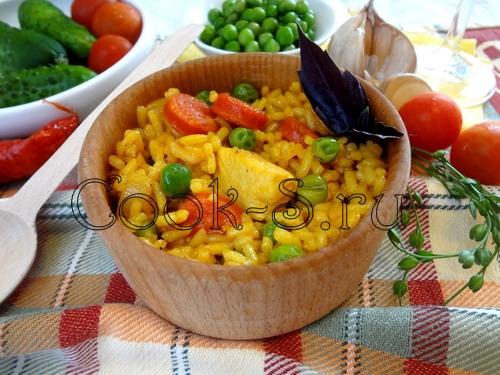 рис по каталонски