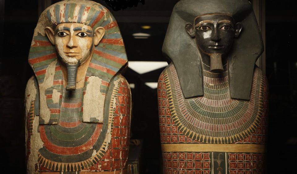 Вековую тайну древнеегипетск…