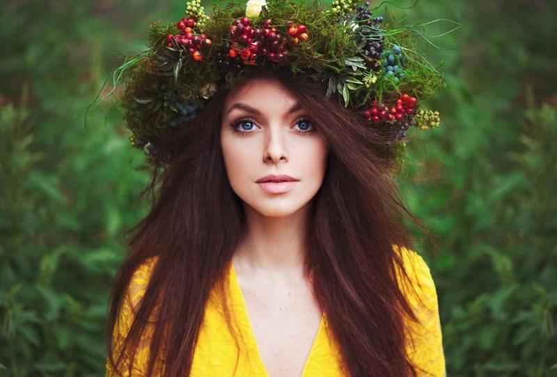 Поиск женской красоты. Фотограф Микаэл Норо